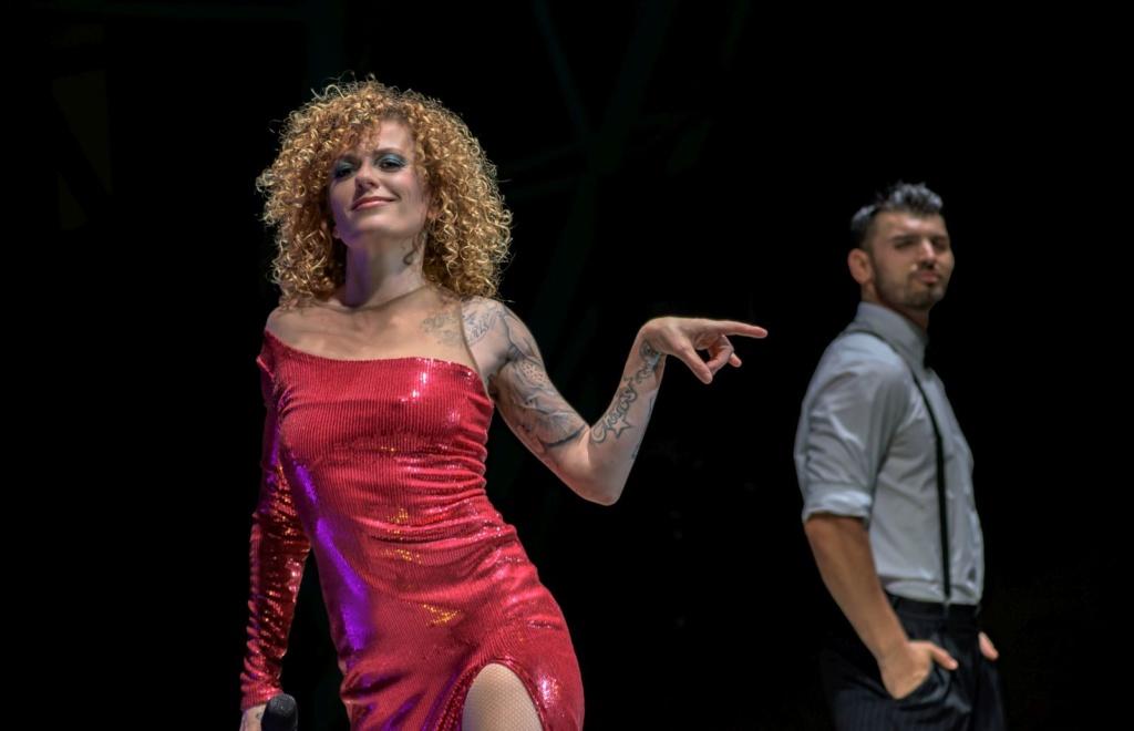 Фейсбук маратон концертна фотография ден 1: Люси Дяковска, Разходка по Бродуей