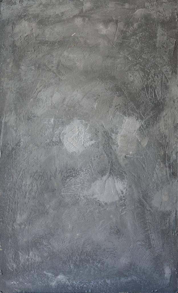 Ръчно рисуван фон сив цимент