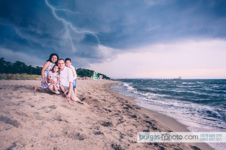fotosesiq rojden den na plaja v burgas
